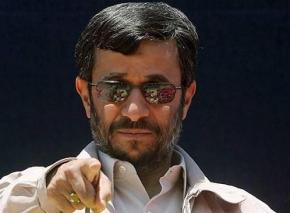 محمود احمدی نژاد رئیس جمهور ایران
